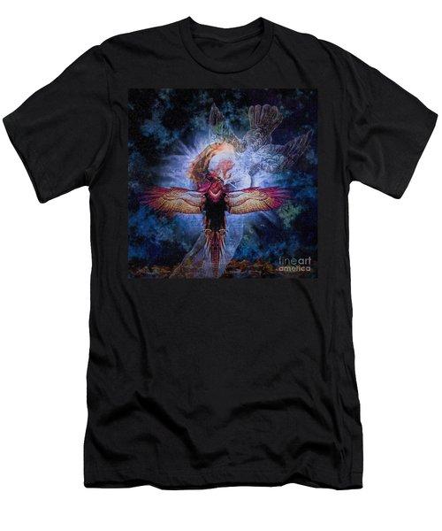 Resurrection Men's T-Shirt (Athletic Fit)