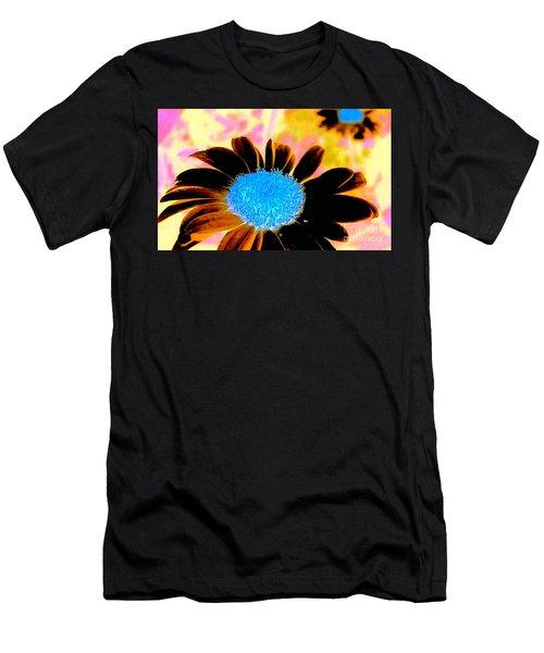 Retro Daisy Men's T-Shirt (Athletic Fit)