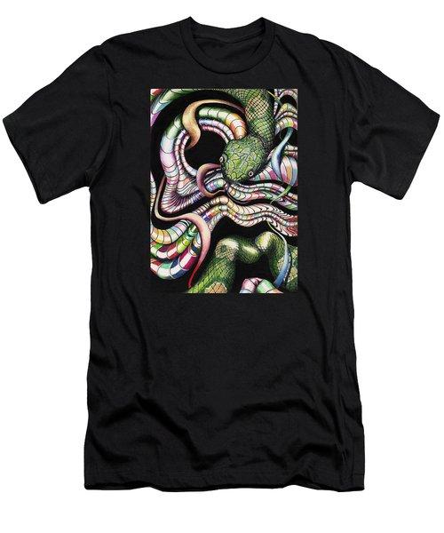 Retro Zeitgeist Men's T-Shirt (Athletic Fit)