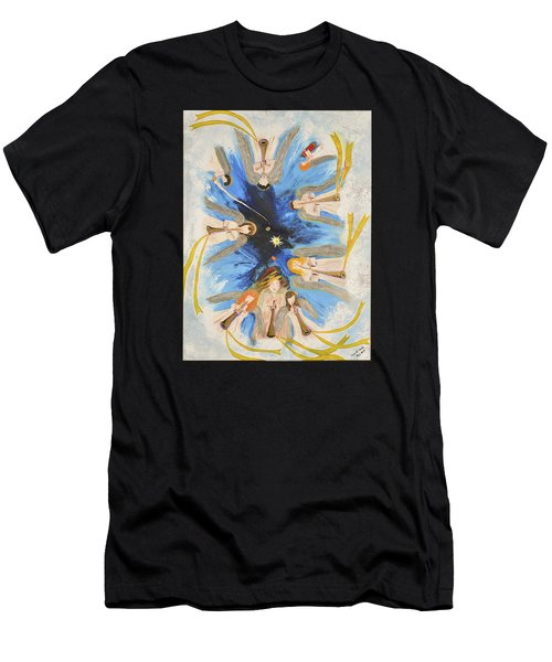 Revelation 8-11 Men's T-Shirt (Athletic Fit)