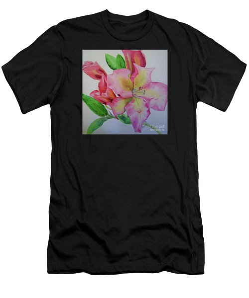 Rhodie With Dew I Men's T-Shirt (Athletic Fit)