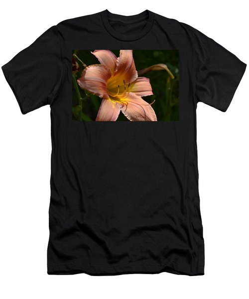 Men's T-Shirt (Slim Fit) featuring the photograph Rich Day by Larry Bishop