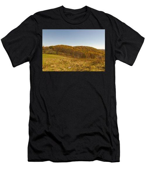 Rich Mountain Autumn Men's T-Shirt (Athletic Fit)