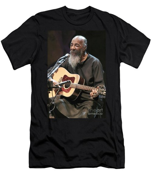 Richie Havens Men's T-Shirt (Athletic Fit)
