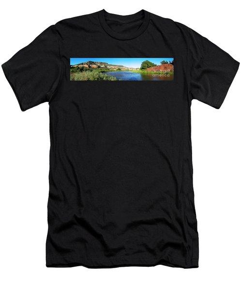 Rio Chama Nm Men's T-Shirt (Athletic Fit)