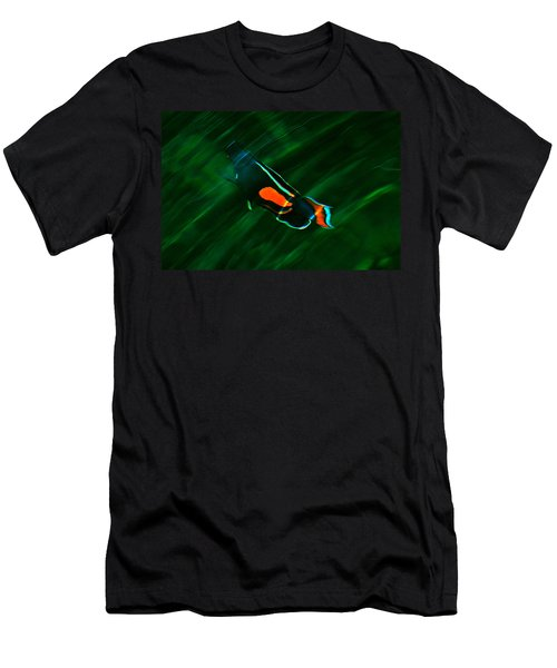 Ripples In The Water Men's T-Shirt (Athletic Fit)