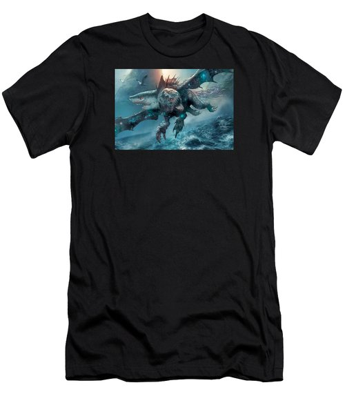 Riptide Chimera Men's T-Shirt (Athletic Fit)
