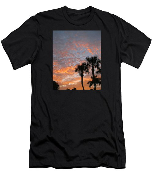 Rise And Shine. Florida. Morning Sky View Men's T-Shirt (Athletic Fit)