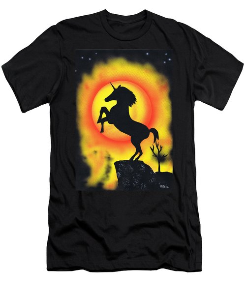 Rising Men's T-Shirt (Athletic Fit)