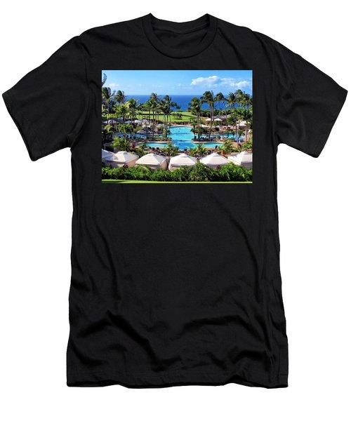 Ritz Carlton 17 Men's T-Shirt (Athletic Fit)