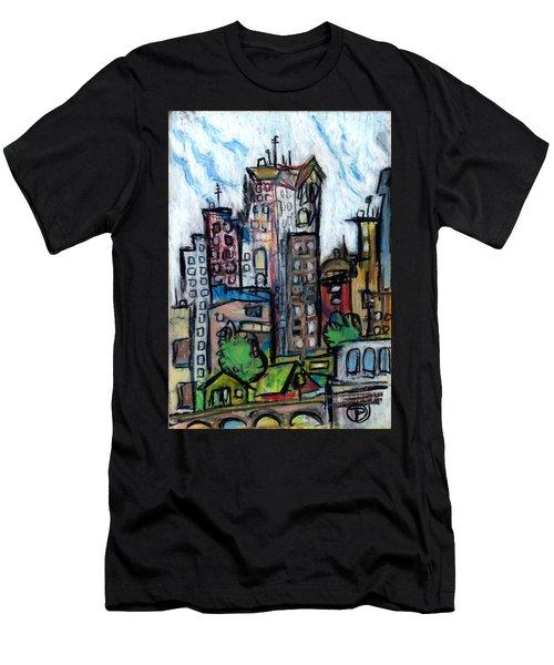 River City II Men's T-Shirt (Athletic Fit)