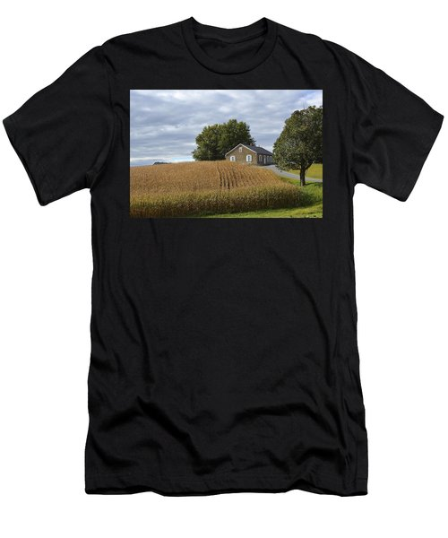 River Corner Mennonite Church Men's T-Shirt (Athletic Fit)