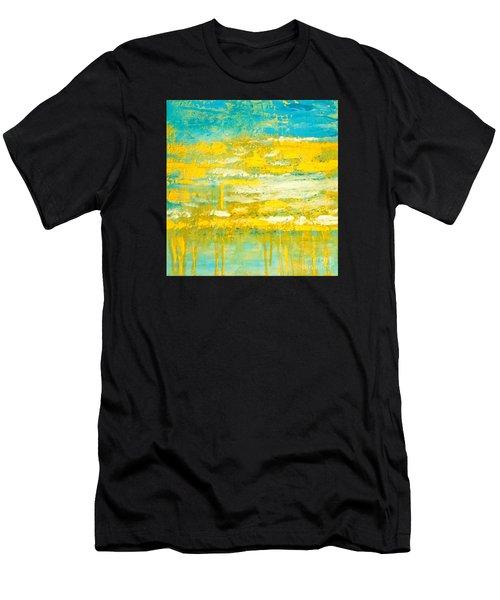River Of Praise Men's T-Shirt (Athletic Fit)