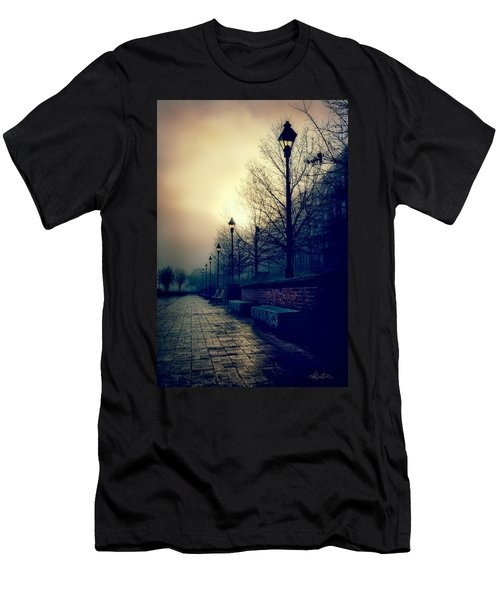River Street Solitude Men's T-Shirt (Athletic Fit)