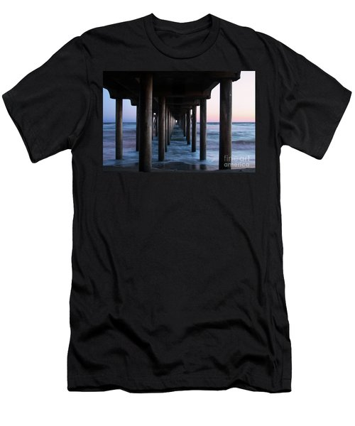 Road To Heaven Men's T-Shirt (Slim Fit) by Mariola Bitner