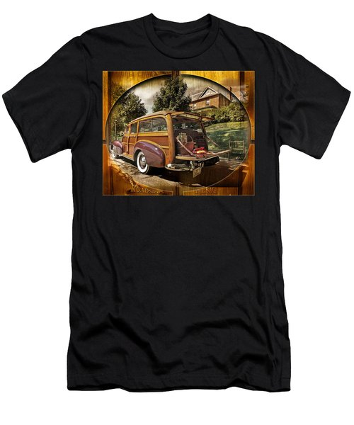 Roadside Picnic Men's T-Shirt (Athletic Fit)