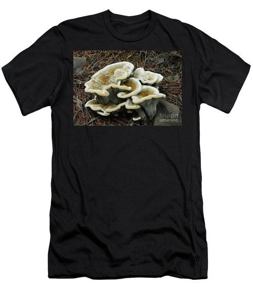 Men's T-Shirt (Slim Fit) featuring the photograph Roadside Treasure by Chalet Roome-Rigdon