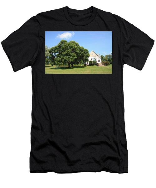 Roanoke Union Church Men's T-Shirt (Athletic Fit)