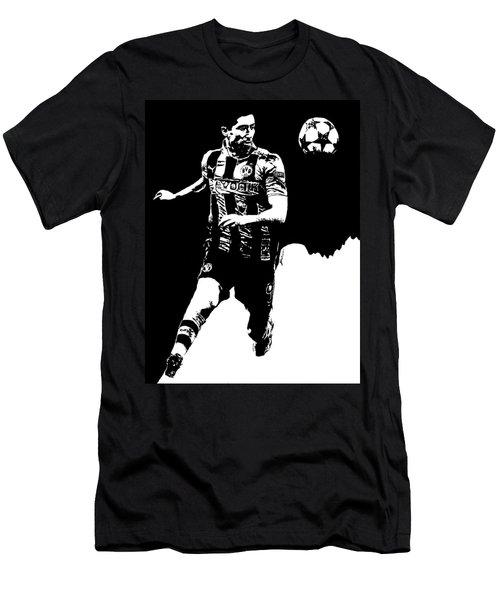 Robert Lewandowski Men's T-Shirt (Athletic Fit)