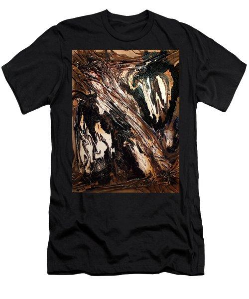 Rock Formation 1 Men's T-Shirt (Athletic Fit)