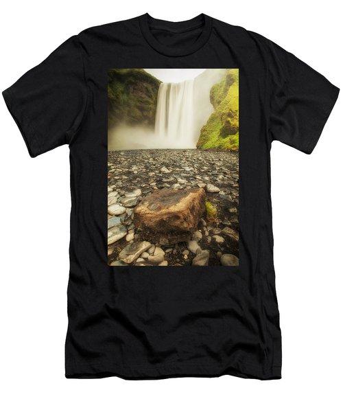 Rock N' Fall Men's T-Shirt (Athletic Fit)