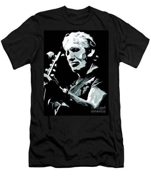 Roger Waters - Dark Side Men's T-Shirt (Athletic Fit)