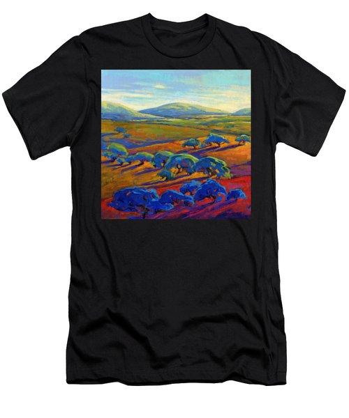 Rolling Hills 2 Men's T-Shirt (Athletic Fit)