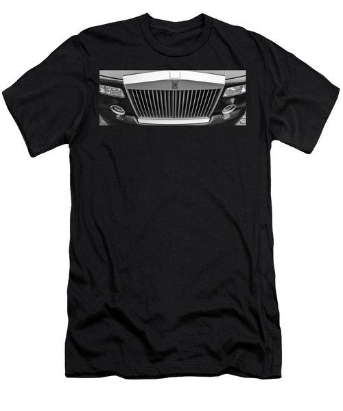 Rolls Royce Men's T-Shirt (Slim Fit) by Maj Seda
