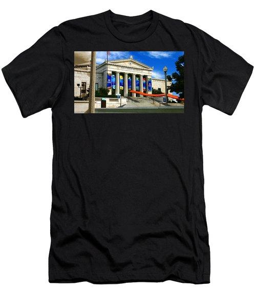 Roman Architecture Men's T-Shirt (Athletic Fit)