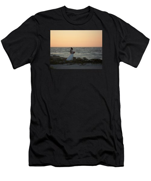 Romance In Captiva Men's T-Shirt (Athletic Fit)