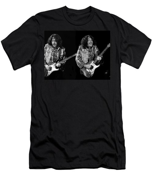 Rory Gallagher Men's T-Shirt (Athletic Fit)