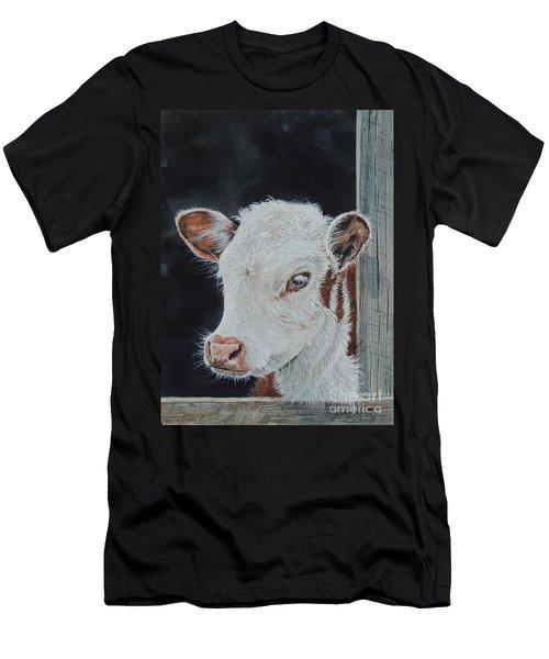 Rosebud. Sold Men's T-Shirt (Athletic Fit)