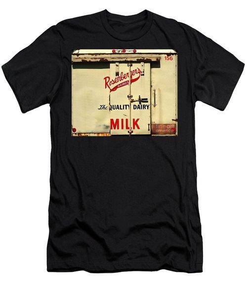 Rosenberger's - Dairy Milk  Men's T-Shirt (Athletic Fit)