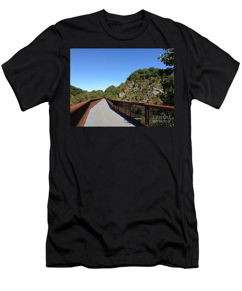 Rosendale Trestle Men's T-Shirt (Athletic Fit)