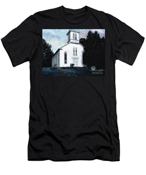 Rossville Church And Cemetery Men's T-Shirt (Athletic Fit)