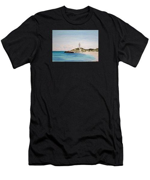 Rottnest Island Australia Men's T-Shirt (Athletic Fit)
