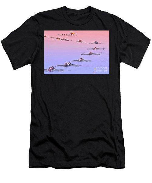 Rowers Arc Men's T-Shirt (Athletic Fit)