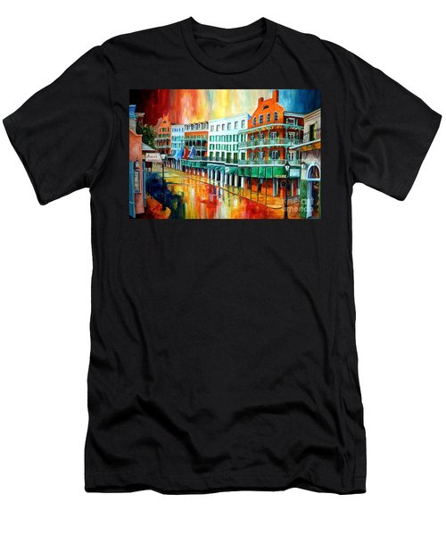 Royal Sonesta New Orleans Men's T-Shirt (Athletic Fit)