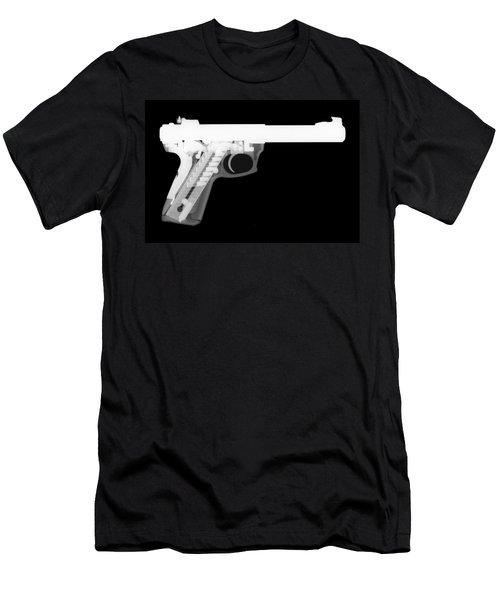 Ruger 22 45 Reverse Men's T-Shirt (Athletic Fit)