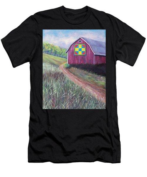 Rural America's Gift Men's T-Shirt (Athletic Fit)