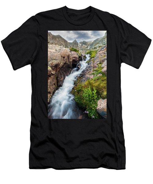 Rushing Thru Men's T-Shirt (Athletic Fit)