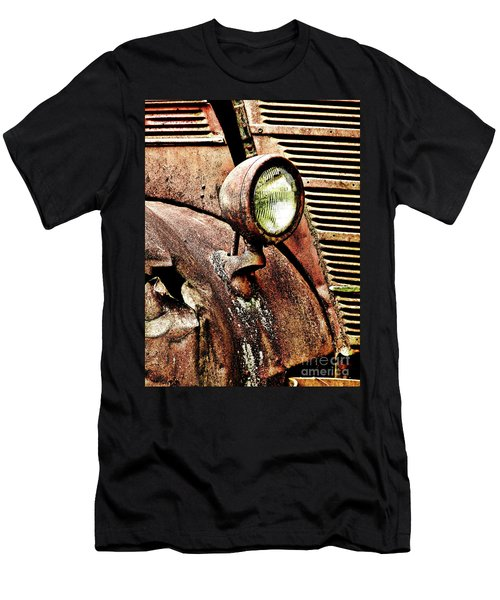 Rusted Men's T-Shirt (Athletic Fit)