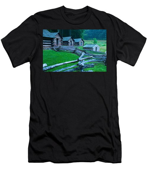 Rustic Life Men's T-Shirt (Athletic Fit)