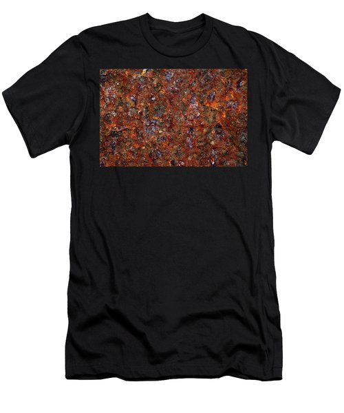 Rusty Men's T-Shirt (Athletic Fit)