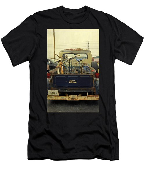 Rusty Haul Men's T-Shirt (Slim Fit) by Laurie Perry