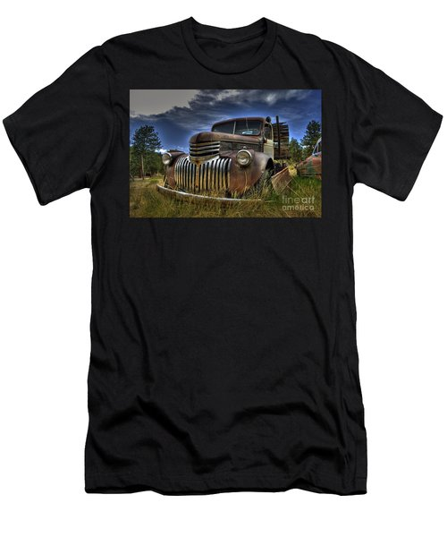 Rusty Relic Men's T-Shirt (Athletic Fit)