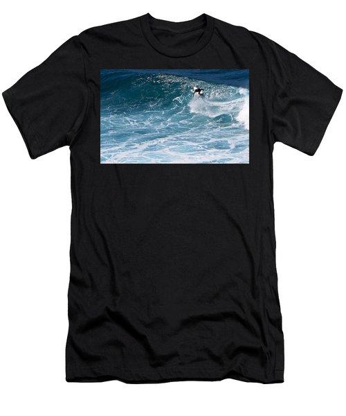 S-turns Men's T-Shirt (Athletic Fit)
