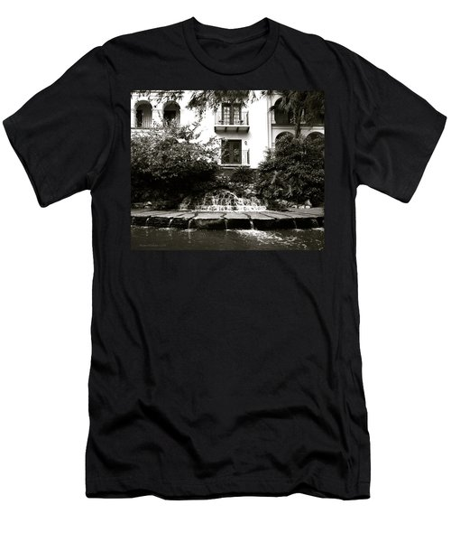 Sa River Walk 001-2013 Men's T-Shirt (Athletic Fit)