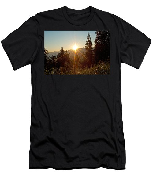 Sabbath Sunset Men's T-Shirt (Athletic Fit)