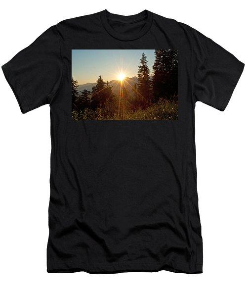Sabbath Sunset Men's T-Shirt (Athletic Fit)